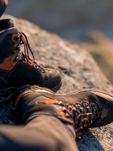 Wander-, Trekking-, Freizeit- & Arbeitsschuhe